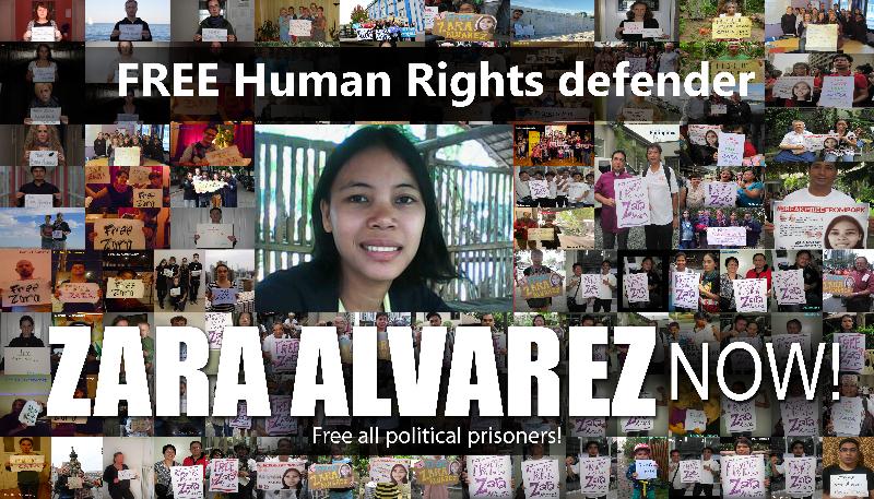 Free Zara Alvarez